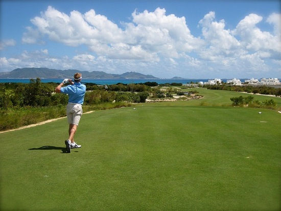 Golf at Cap Juluca, Anguilla