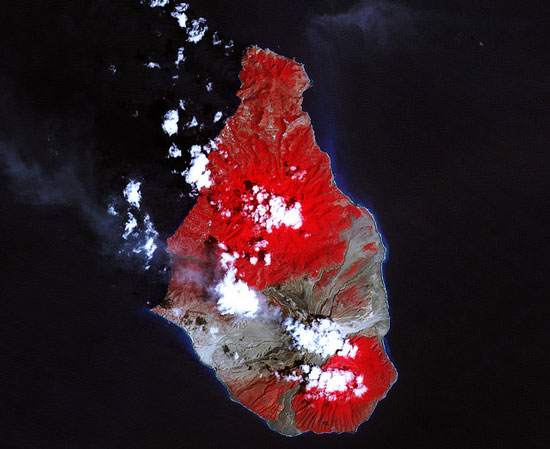 Soufriere-Hills-Volcano-Resumes-Activity By NASA Goddard Photo and Video