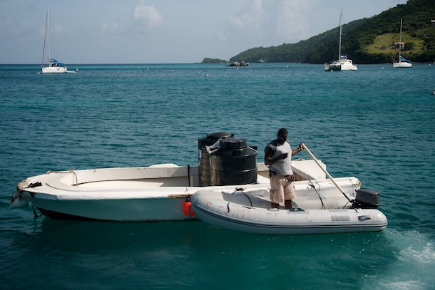 Doing Business in the Grenadines by Patrick Bennett