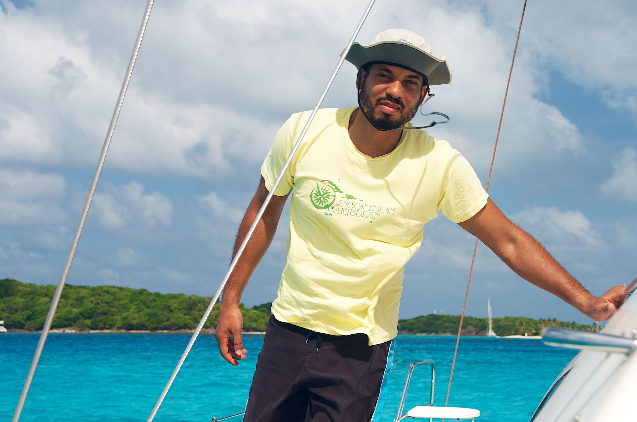 Sailing the Grenadines - Tobago Cays