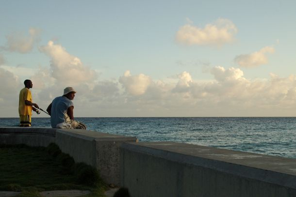Fishing Christ Church, Barbados