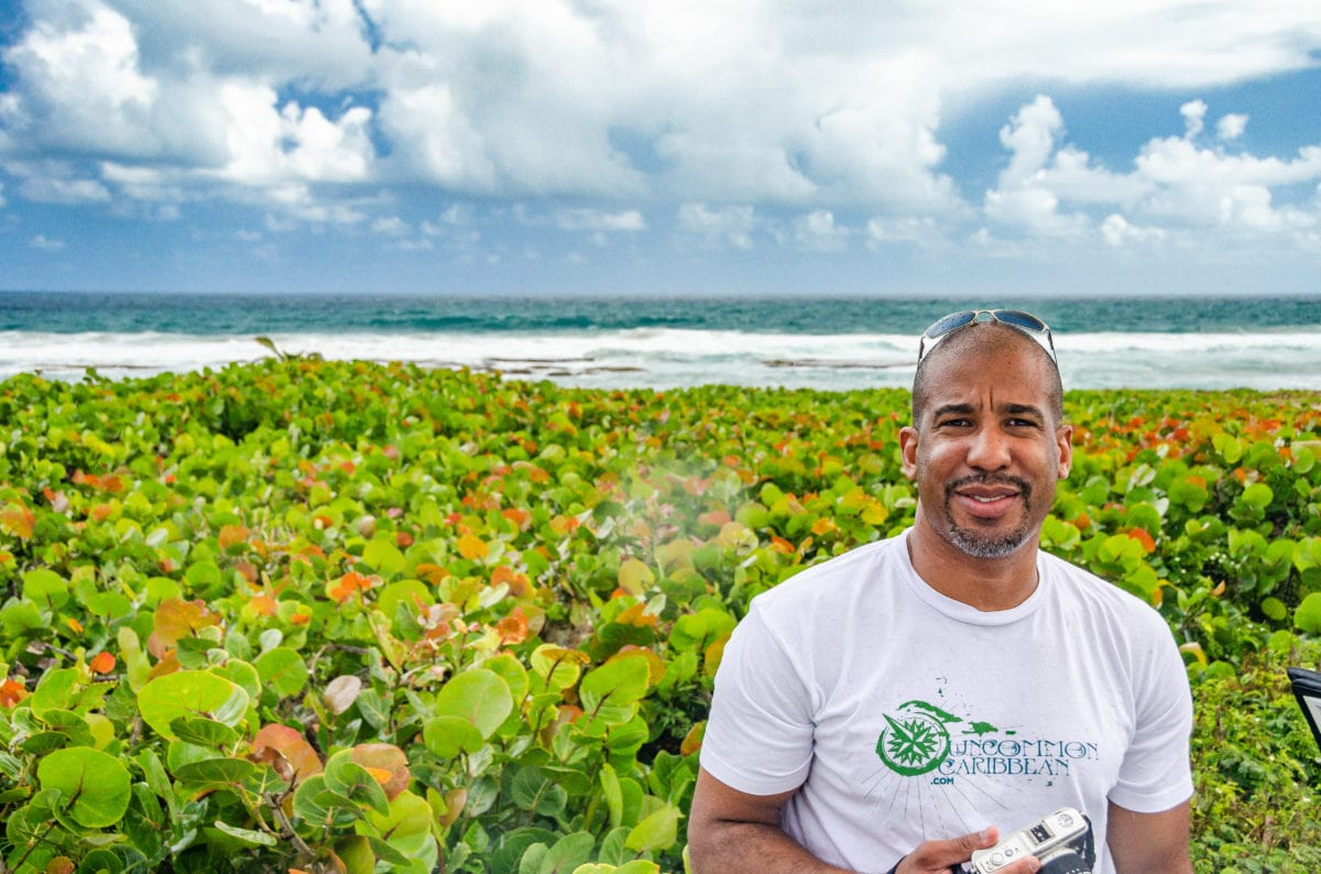 Me and Some Sea Grapes Credit: Patrick Bennett