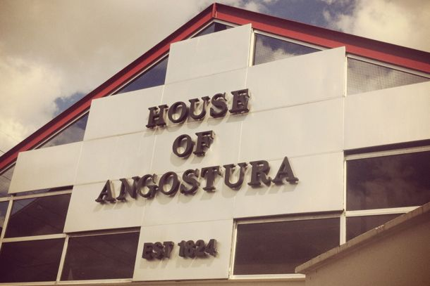 House of Angostura, Trinidad