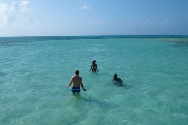 Nylon Pool, Tobago