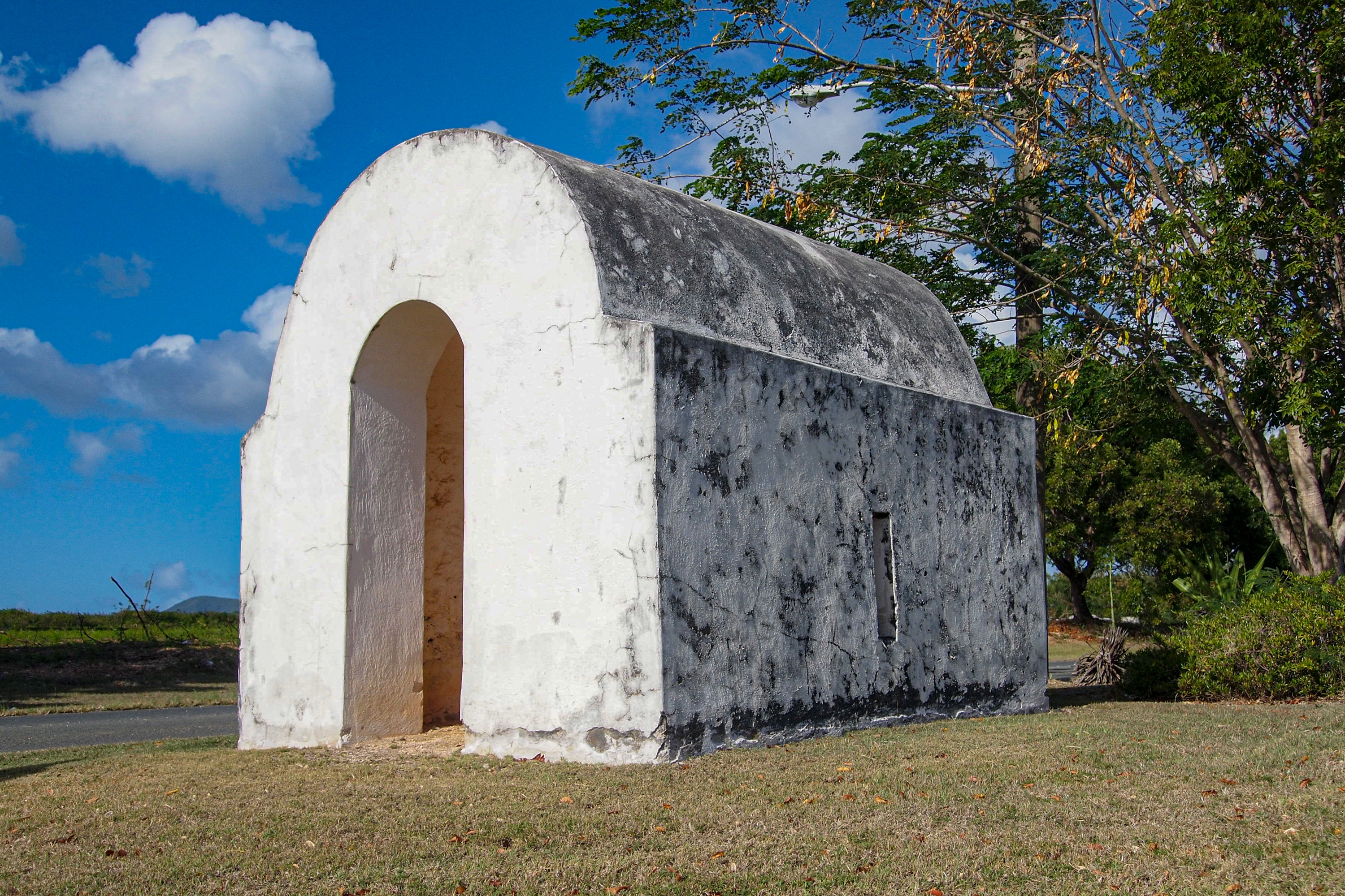 St. Croix Plantation Watch Houses
