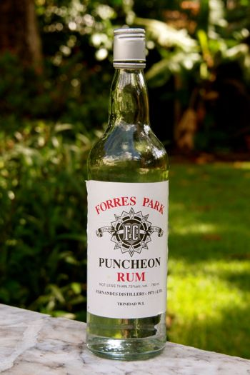 Puncheon Rum from Trinidad and Tobago