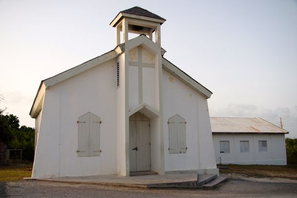 Immanuel Methodist Church, Anguilla