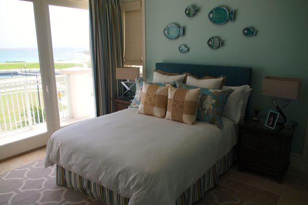 Another bedroom at Grand Isle