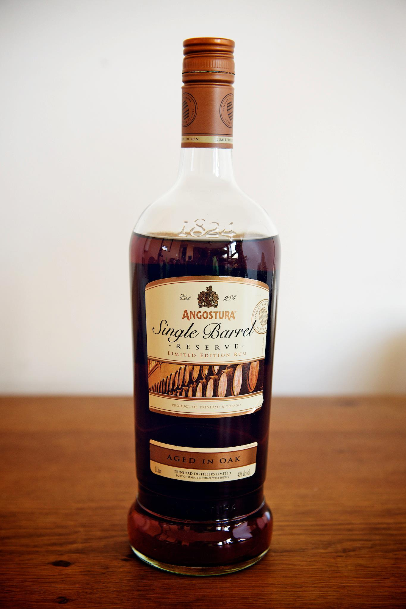 Angostura Single Barrel Reserve