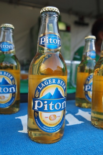 Piton Lager Beer, St. Lucia/SBPR