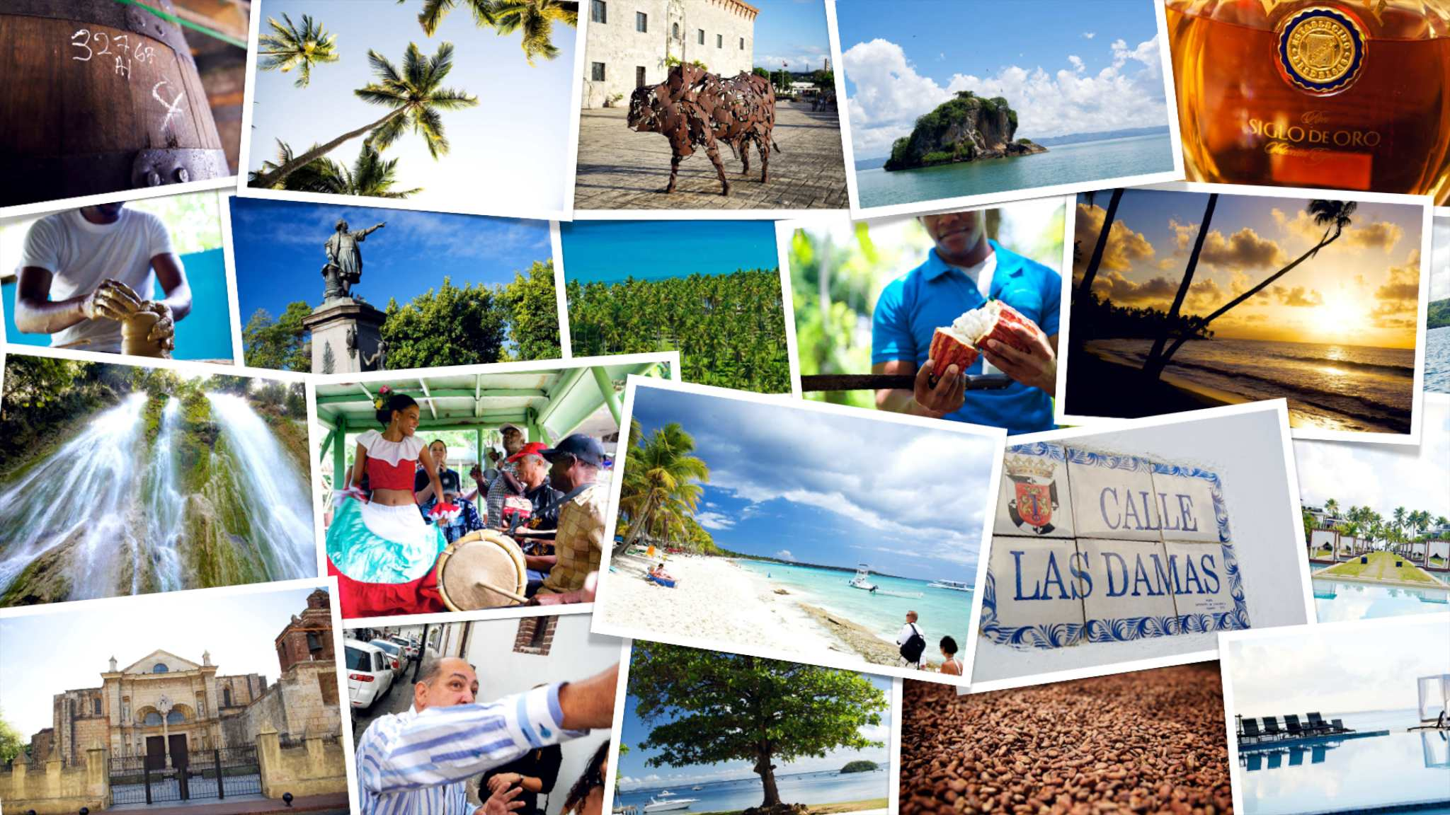 Dominican Republic montage