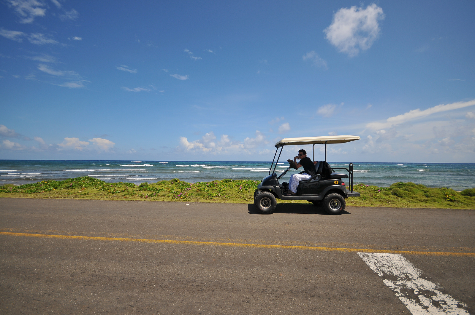 San Andres 2012 by Ashley Bayles