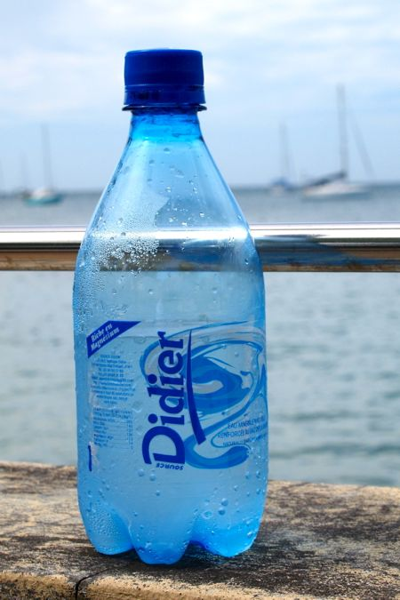 Didier Natural Spring Water from Martinique | SBPR