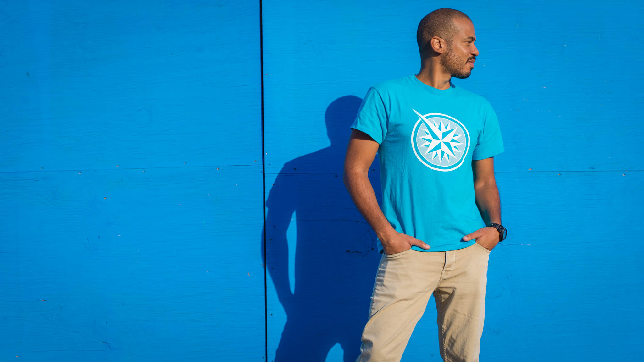 Limited-Edition Uncommon Caribbean Compass T-Shirt