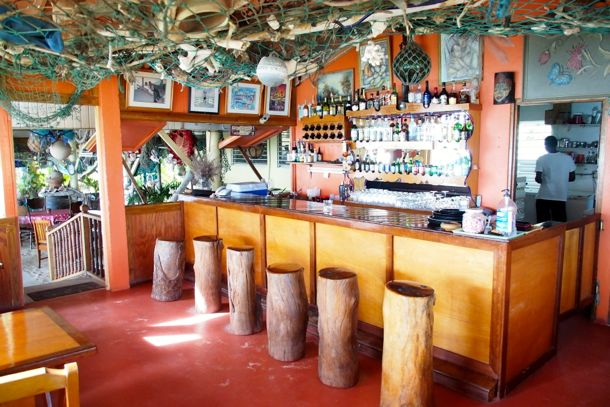 OJ's on Turner's Beach, Antigua | SBPR