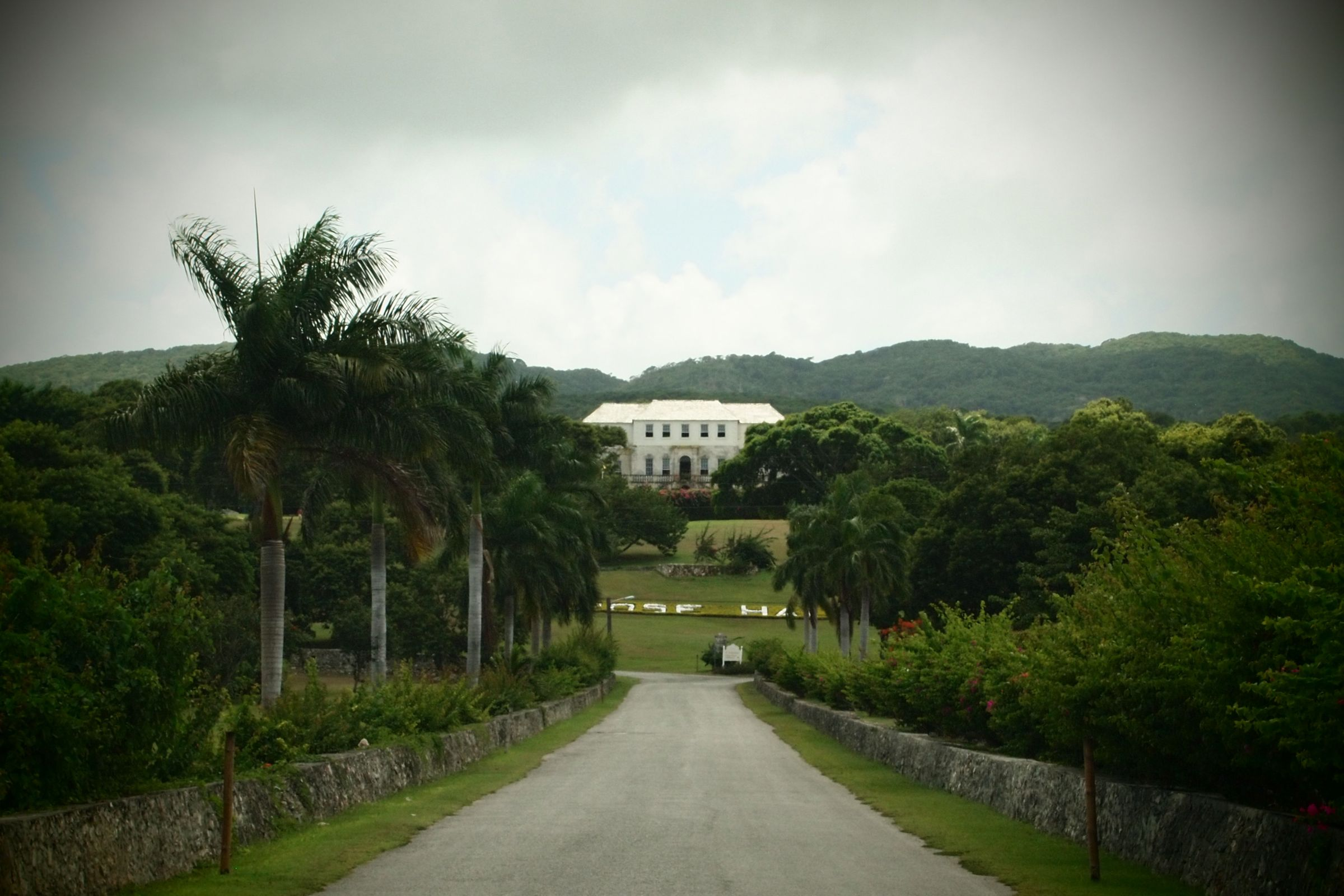 Rose Hall, home to Jamaica's White Witch
