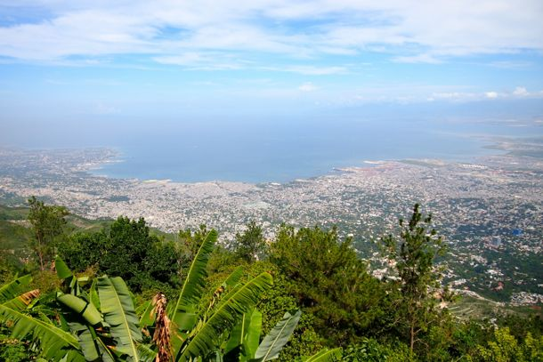 L'View from L'Observatoire, Haiti