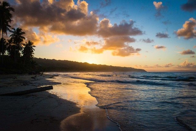 Sunsets at Sublime Samana by Patrick Bennett