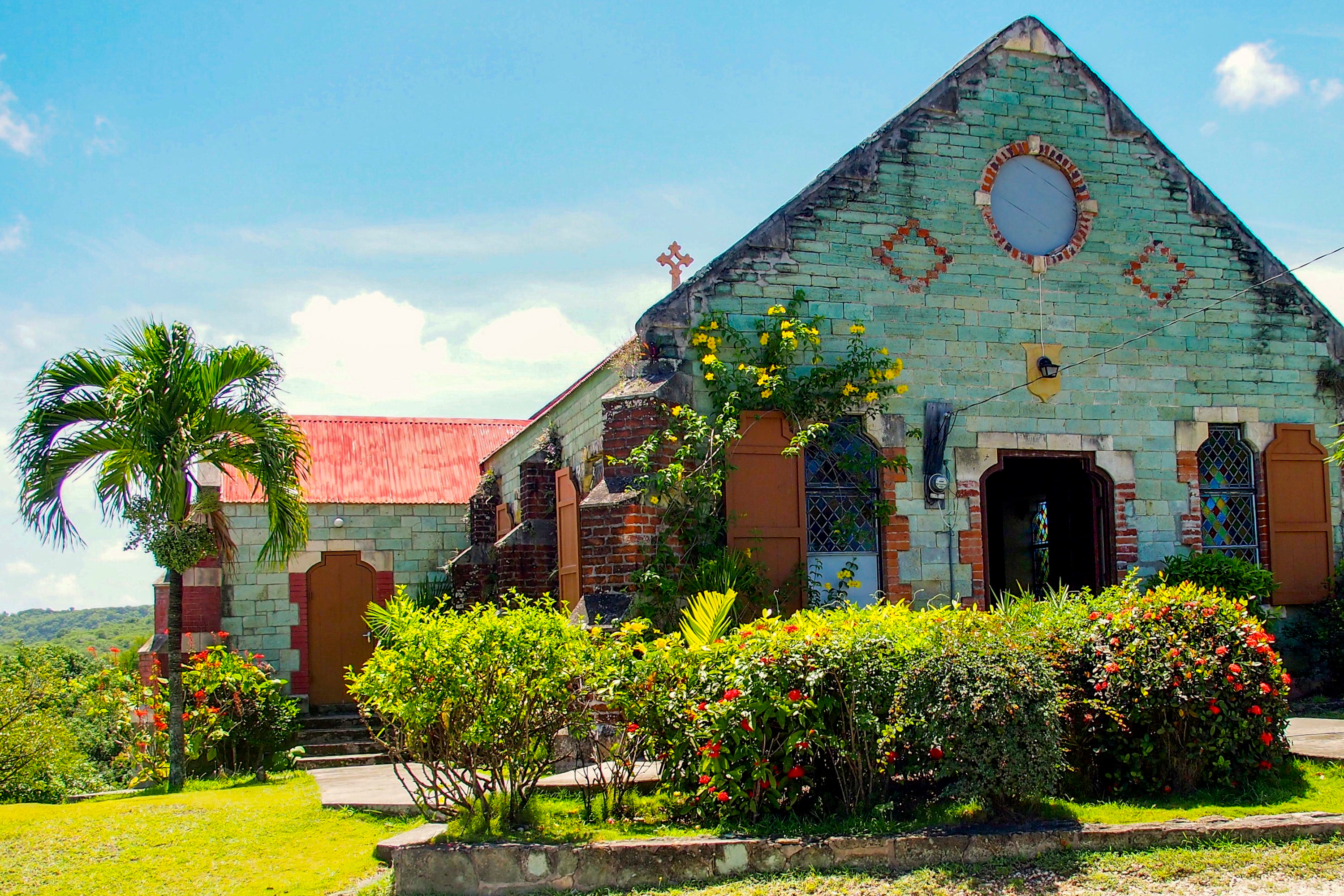 Saint Barnabas Anglican Church, Antigua