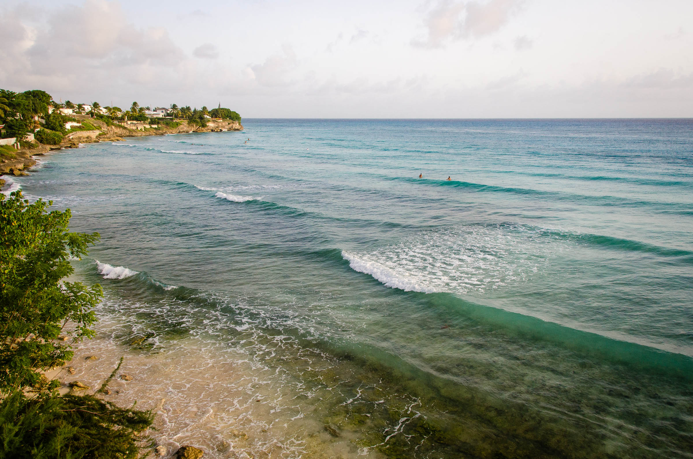 Freight's Bay, Barbados by Patrick Bennett