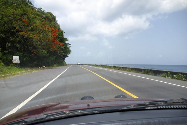 On the Road to Roseau, Dominica | SBPR