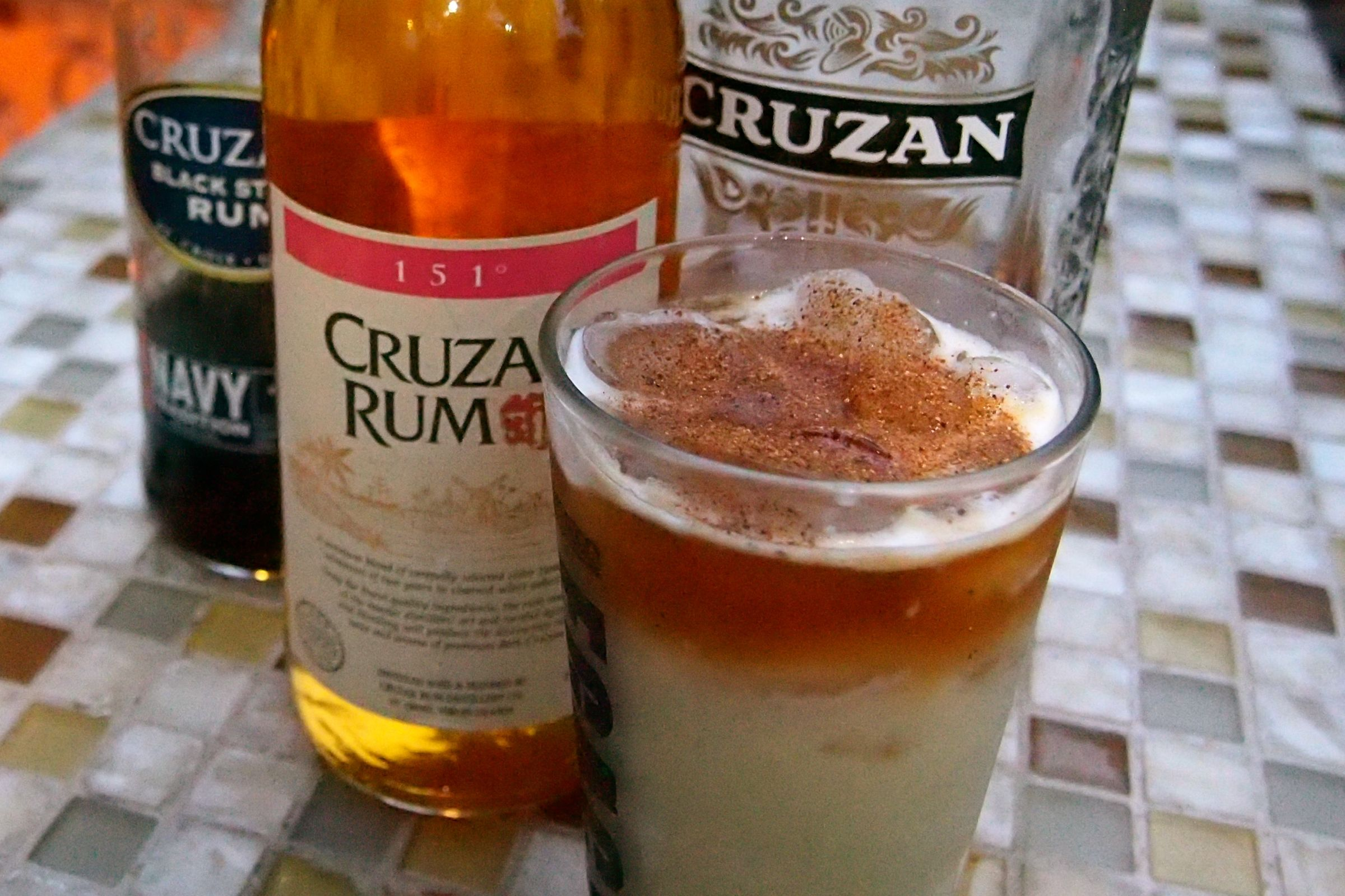 Cruzan Painkiller Recipe