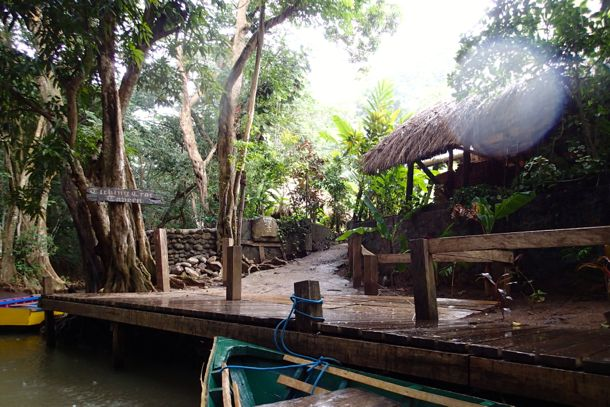Arriving at Indian River Bush Bar in the Rain | SBPR
