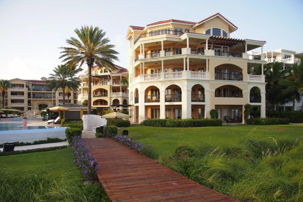 Follow this walkway to the sands of Grace Bay... | SBPR