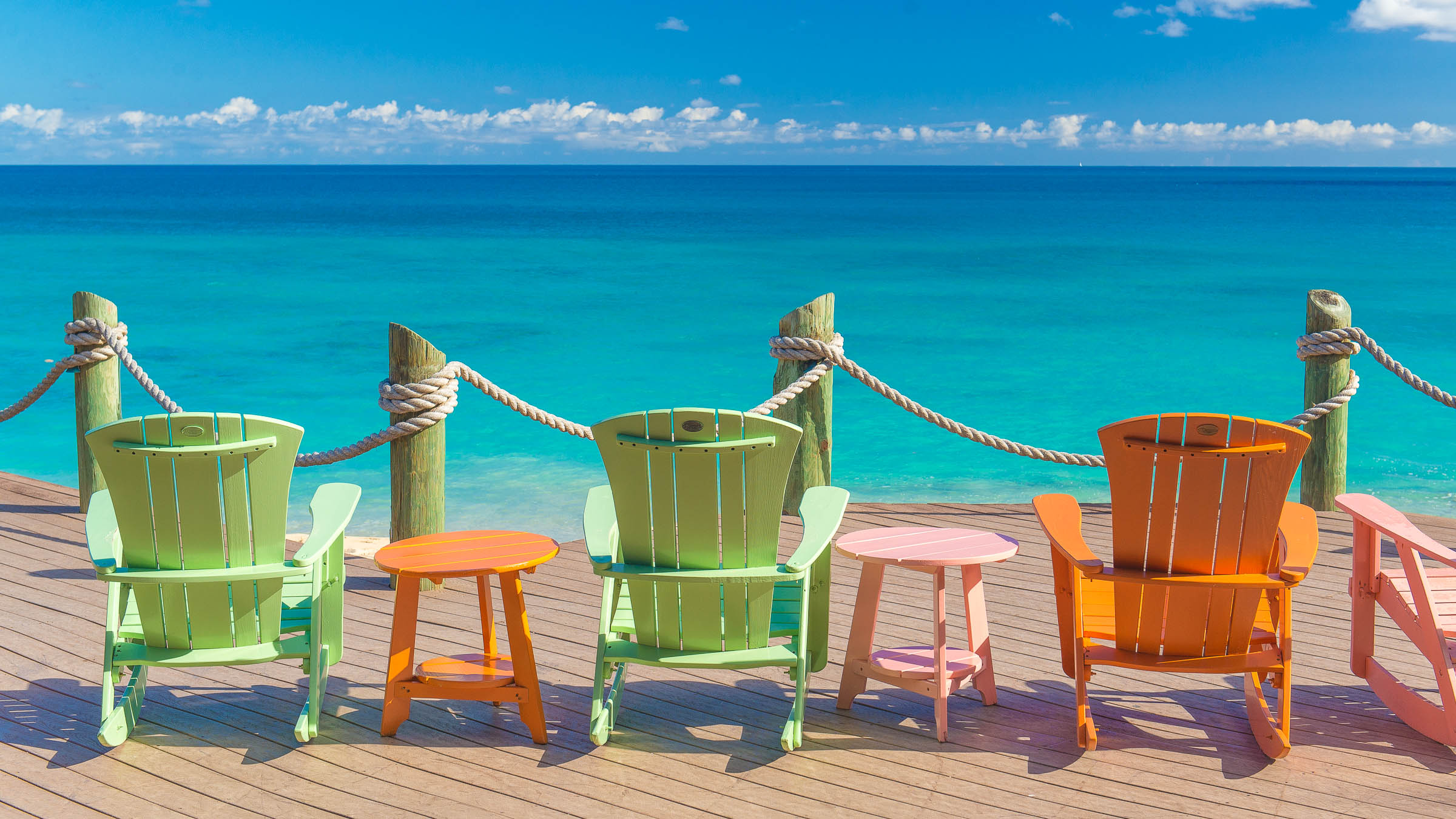 Galley Bay Resort and Spa - Chairs by Patrick Bennett