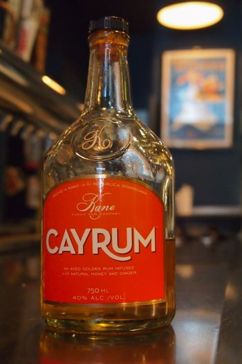 Cayrum at Three Monkeys Bar – NYC | SBPR