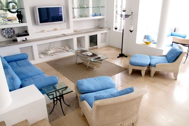 Sea Villa Living Room | SBPR