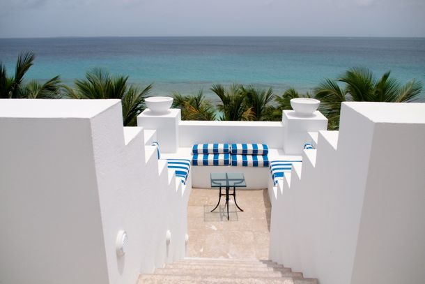 Seaview from Sea Villa, Anguilla | SBPR