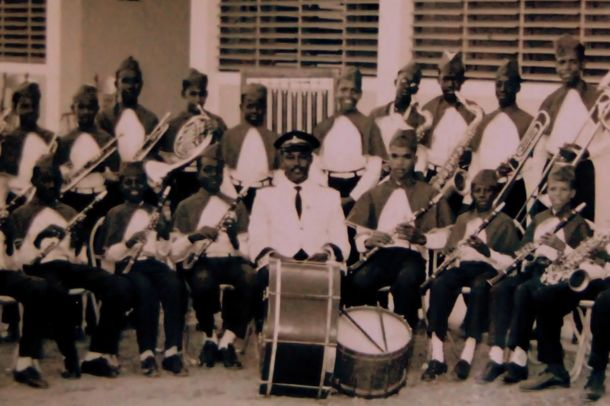 Alpha Boys School Band