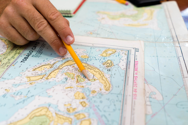 Plotting a Course in the Grenadines
