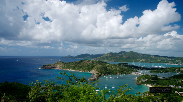 Antigua---English-Harbour