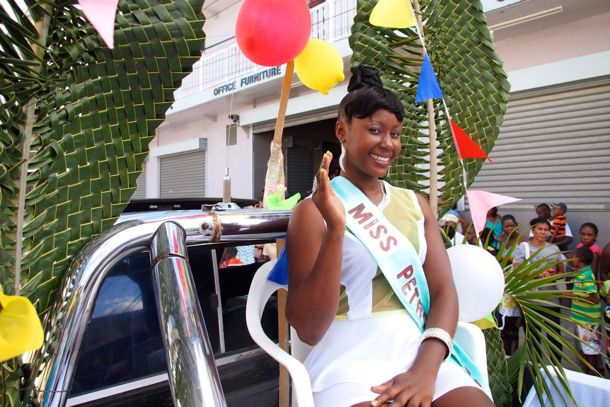 Dominica Carnival Beauty Queen | SBPR