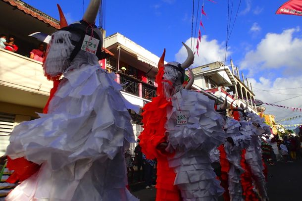 White Devils at Dominica Carnival 2014 | SBPR