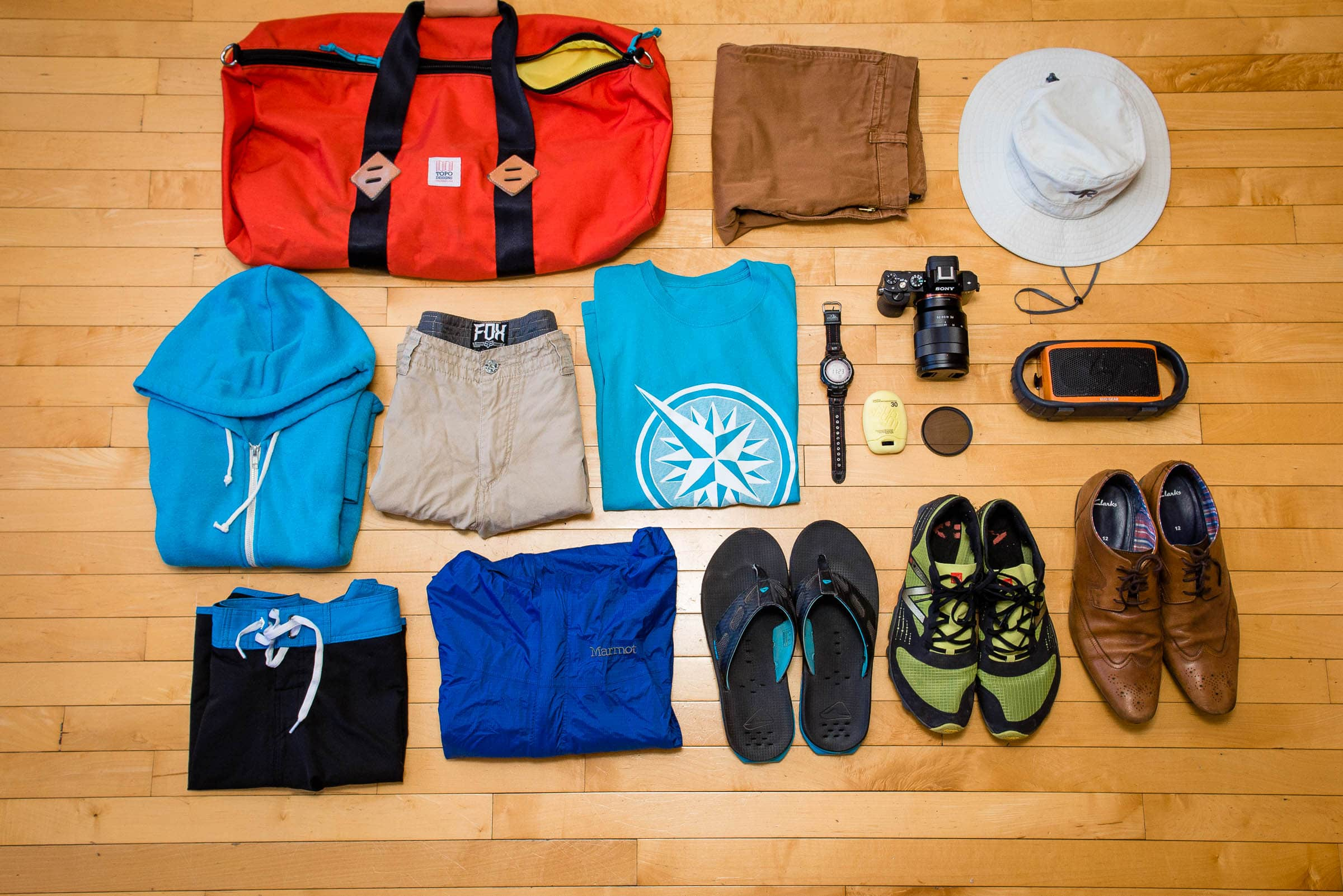 Packing List: Caribbean Essentials by Patrick Bennett