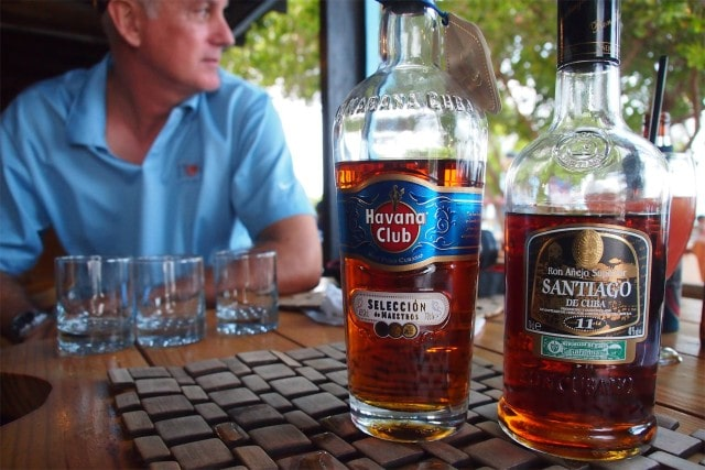 Cuban Rums at Bugaloo's | SBPR