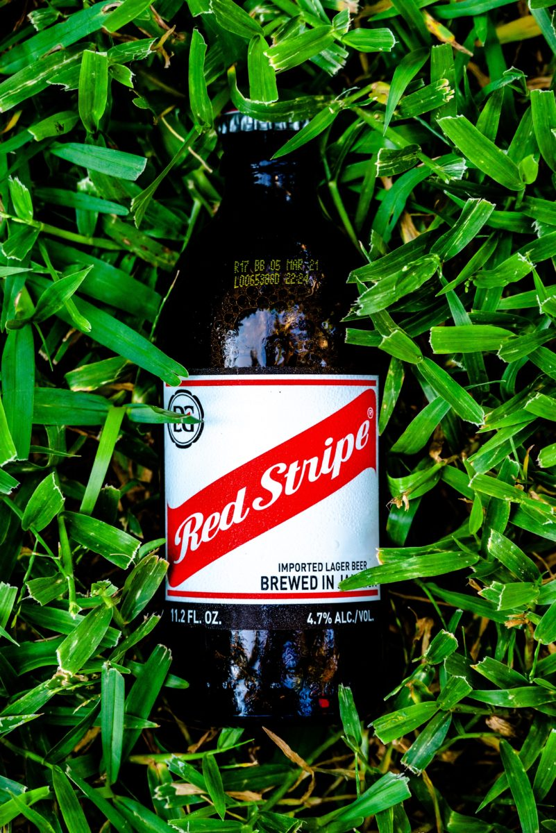 THE beer of Jamaica