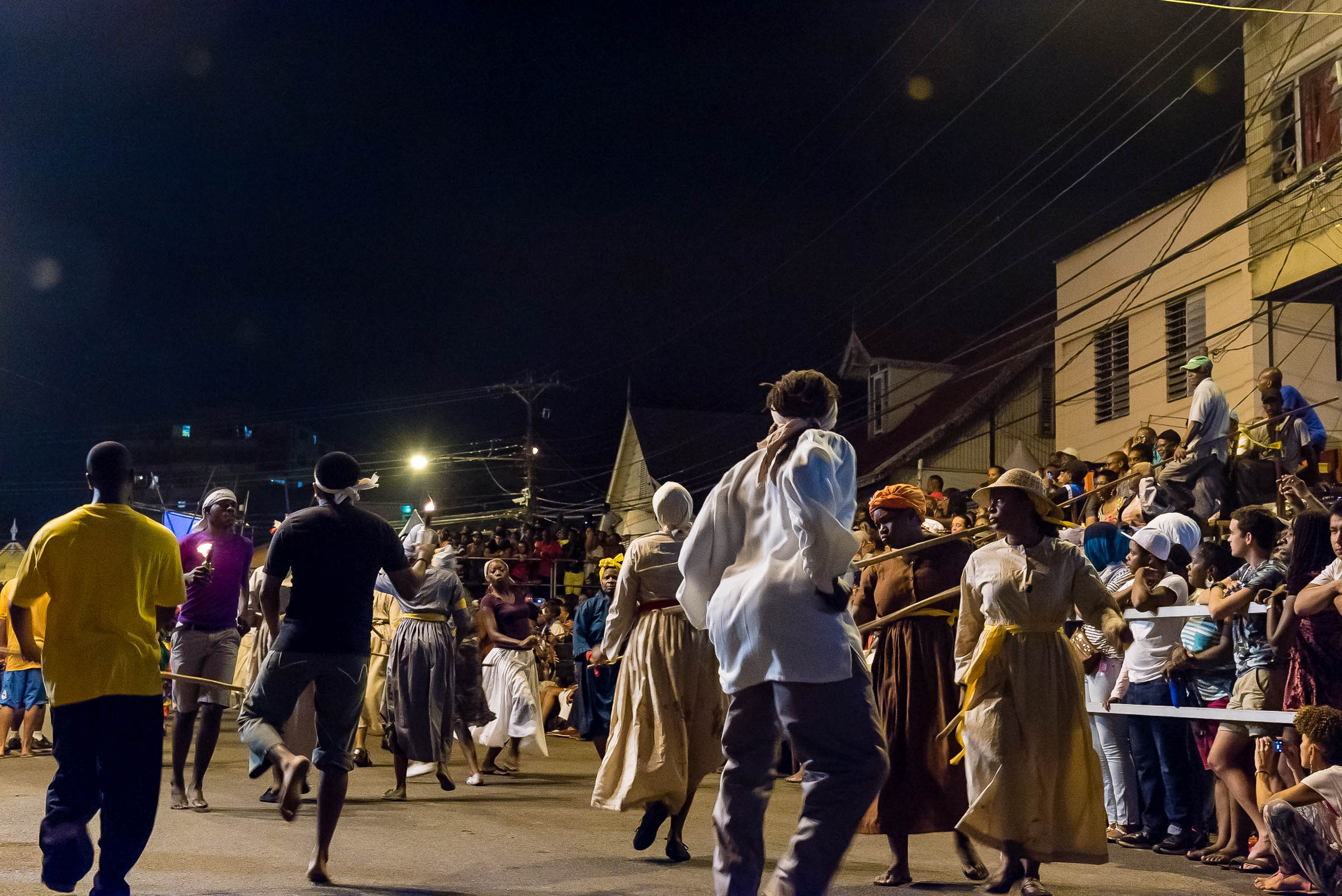 Canboulay: Experience The Dawn of Trinidad Carnival Yourself