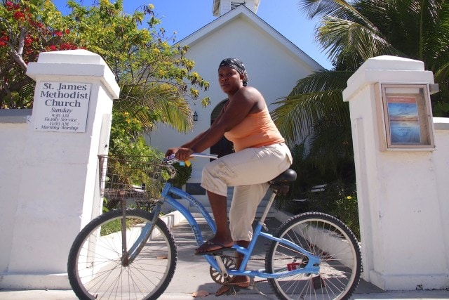 Cycling serendipity in The Bahamas | SBPR