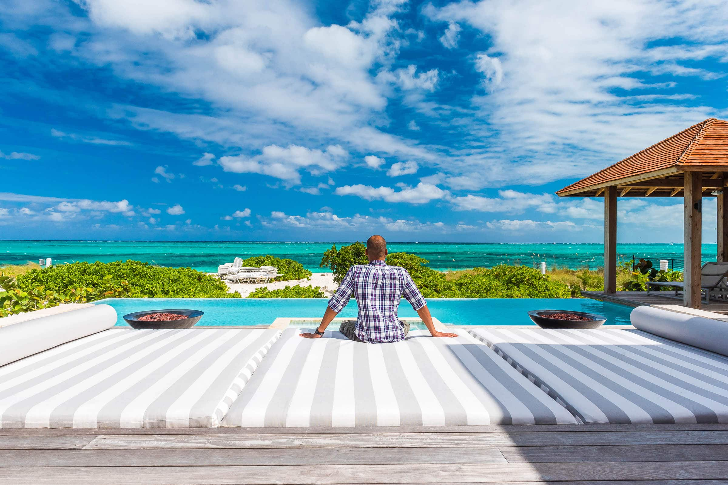 The Residences at Grace Bay Club by Patrick Bennett