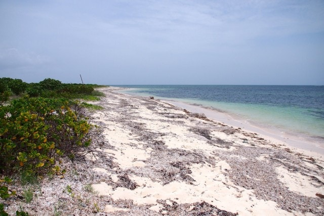 Super-secluded Mule Point Beach on Provo, Turks and Caicos | SBPR