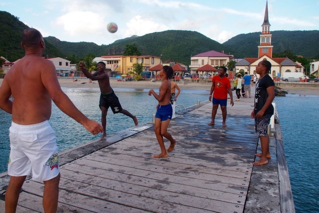 Playtime in Grand Anse-d'Arlet | SBPR