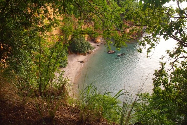 Secret Bay Beach, Dominica | SBPR