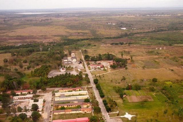 Final approach into Camaguey Airport | SBPR