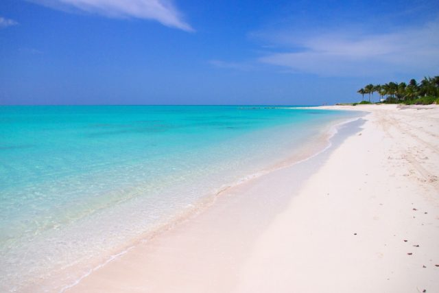 Not a bad place to learn to play guitar – Grace Bay, Turks and Caicos   SBPR