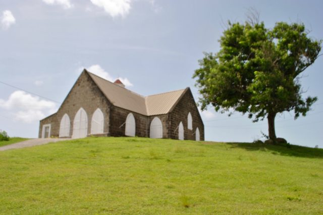 St. Thomas Church, Nevis | Credit: Farsighted Fly Girl, Rosalind Cummings-Yeates