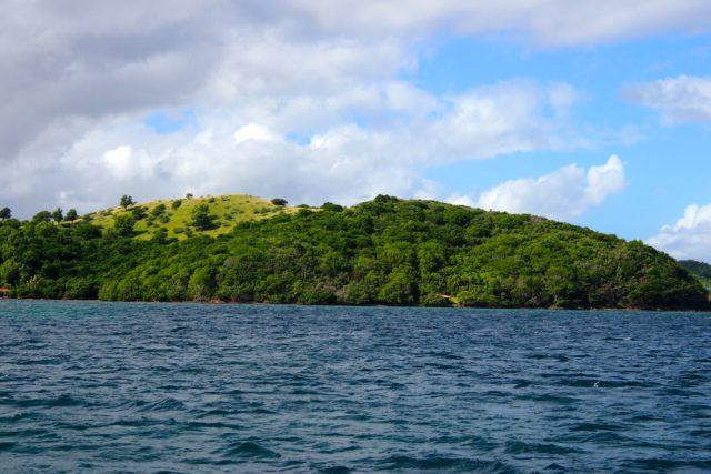 Somewhere between Francois and Robert along the mid-Atlantic coast of Martinique | SBPR